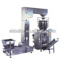 Aloo Bhujia Packing Machine with Multihead Weigher
