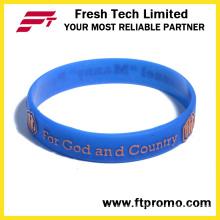 Fashion Sports Silicone Wristband Silicone Bracelet