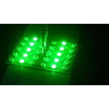 Green 510 - 530NM 1W High Power LED For RGB Fountain Light