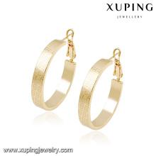 92671- Xuping Lady mode jewerly grand type de crochet d'oreille