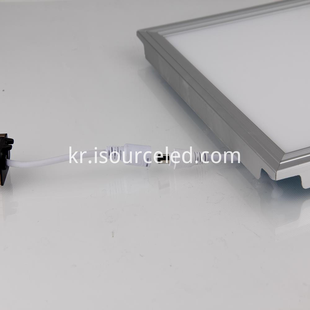 2x2 flat panel led ceiling lights 27W Square