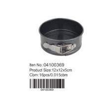 D12 * 5cm rund / Herz Springform Pan