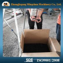 Máquina de pelletización de plásticos de desechos PP / PE