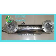 Jugo de acero inoxidable uv esterilización máquina de fabricación mini lavadora