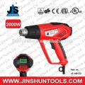 JS 2000W 220V temperatura ajustável pistola de calor JS-HG12D