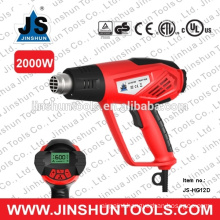 JS 2000W 220V Temperature Adjustable Heat Gun JS-HG12D
