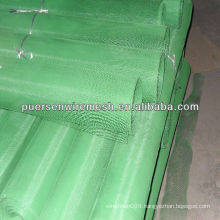 sell green window screen/insect netting
