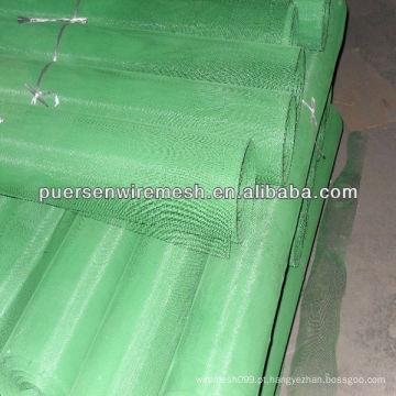 Vender tela de janela verde / rede de insetos