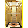 Haute qualité 630-1500kg machine room moins ascenseur passager