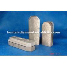 Abrasivos de pulido de diamante para hormigón, piedra, mampostería