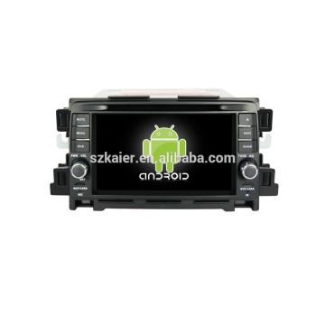 Quad core android, 7 pouces capacitif écran android système de navigation de voiture Pour Mazda CX-5 voiture audio voiture lecteur dvd