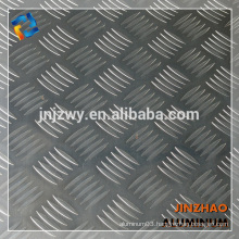 High-quality low price aluminum embossed sheets with pointer design