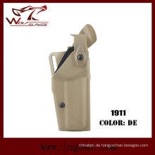 Safriland 6320 taktische Pistole Holster für 1911 Holster Police Equipment