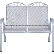 Garden/Outdoor furniture iron netting loveset