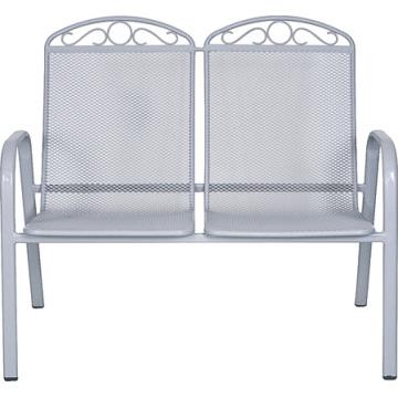 Jardín/al aire libre muebles hierro malla loveset