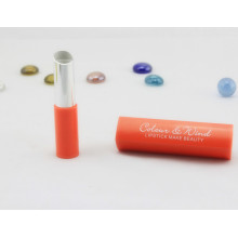 Beauty Makeup Orange Lipstick Container