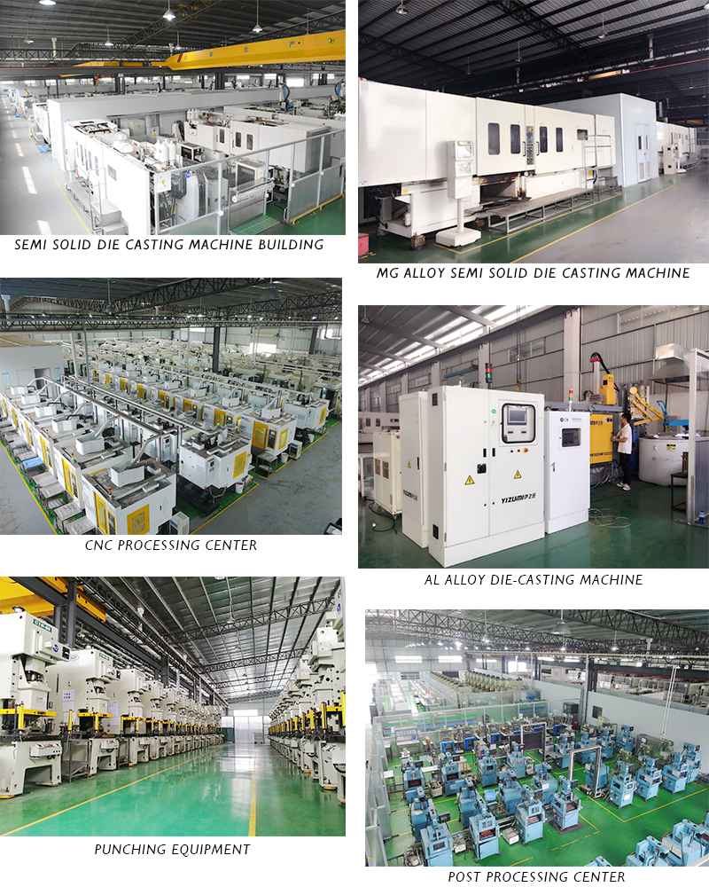 Semi-solid Die Casting Automobile Parts