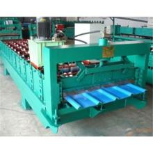 Máquina formadora de láminas de techo