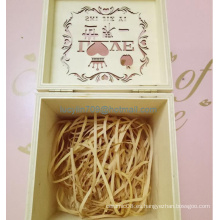Christmas Gifts Jewelry Box Keepsake Trinket Treasure Chest Storage Box Wooden Multipurpose Organizer