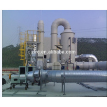 FRP GRP Acid Waste Gas Treatment Equipment Wet Dust Collector