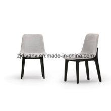 Marco de madera tela asiento silla (C-50)