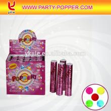 Baby Confetti / Dispensador de jabón Cañón de agua / Paintball Guns profesional
