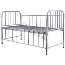 Больничная кровать для детей из нержавеющей стали