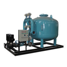 Filtro de água industrial / filtro multimídia / filtro de areia
