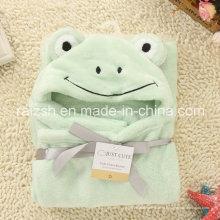 Фланель одеяло мультфильм плащ одеяло на экспорт