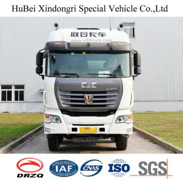 35cbm C&C Euro 4 Bituminous Coal Powder Tanker Truck with Yuchai Diesel Engine