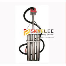 Réchauffeur en titane 100% garanti pour les industries de finition des métaux