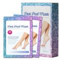 Custom Exfoliating Peeling Natural Treatment Dead Skin & Calluses Foot Peel Mask