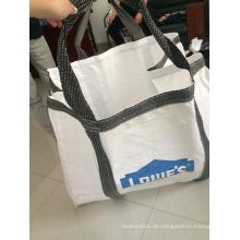 500kg Full Open Bulk Bag für Staub Rabbish