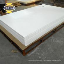 Jinbao flexible décoration 3mm en gros perspex acrylique feuilles prix