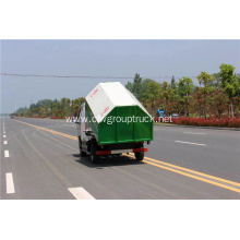 KAMA CNG 4x2 small garbage truck
