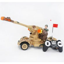 Boy′s Gifts Remote Control Camion Military R/C Toy