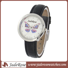 Heiße Verkaufs-Charme-Schmetterlings-Damen-Mode-Uhr
