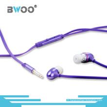 Mode en gros filaire écouteurs intra-auriculaires pour MP3