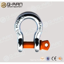 Marine Hardware Forged Galvanized Small Shackle