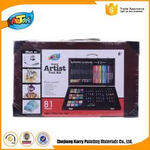 Satisfying service Kids Art papelaria escola definida para crianças
