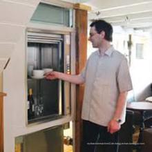 Edelstahl Elektrischer Aufzug Essen Aufzug Dumbwaiter