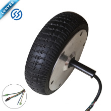 6 Inch Brushless dc Hub Motor 24v Gearless Hub Motor For Bicycle