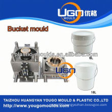 TUV assesment plastic mould manufacturer new design plastic bucket mould in China