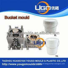 TUV assesment fabricante de moldes de plástico novo design plástico balde de mofo na China