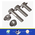 2016 Hot Sale Bolt and Nut, 8.8 Grade Bolt