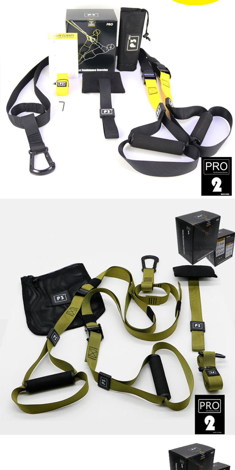 suspension resistance bands