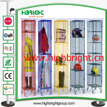 Wire Mesh Storage Cube Locker