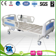 BDE302 Cheap Two- Function Elertic Hospital Bed With ABS Side Rails