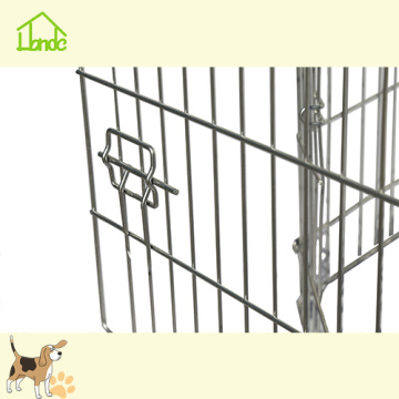 Galvanized Wire Dog Playpen