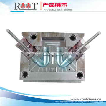 Rohrfitting Kunststoff-Spritzgussform